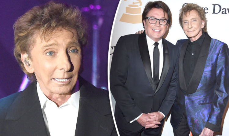 Barry Manilow speaks out about being gay for first time age 73 amid fears  he'd disappoint