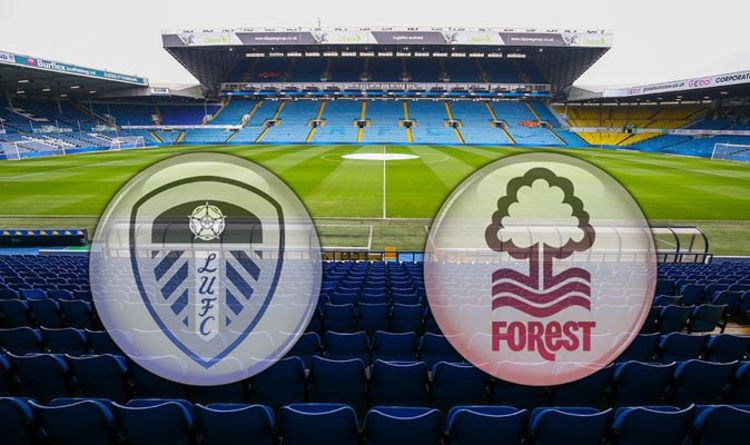 Leeds United vs Nottingham Forest TV channel and live stream - how