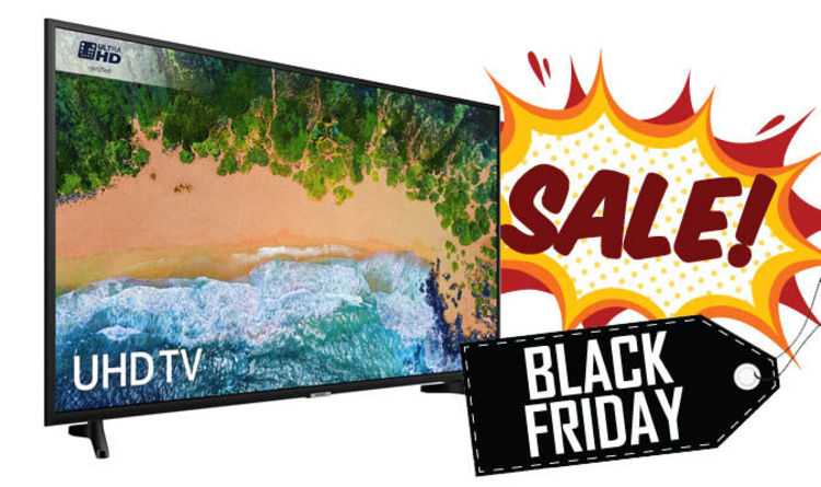 Black Friday TV deals  Where to get best TV deals from Currys, Argos, John  Lewis and MORE 238776674d89