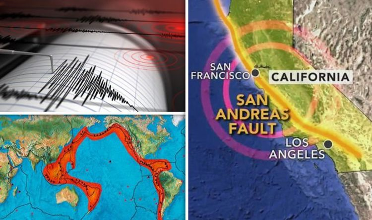 Big One warning: Swarmageddon strikes California raising