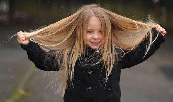 secret to having long hair