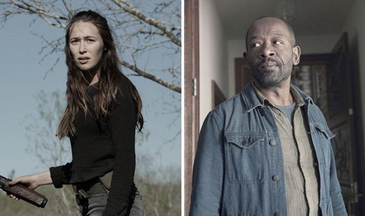 Fear The Walking Dead Season 5 Release Date Cast Trailer Plot
