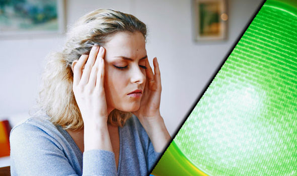 0f5d969218f3 Suffer with migraines  Looking at green light could CURE you ...