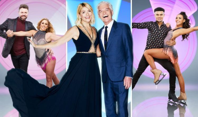 Dancing On Ice 2019 Start Time What Time Does Dancing On Ice Start