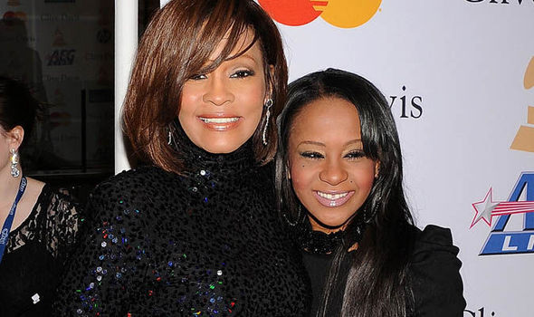 Troubled Life Of Whitney Houstons Daughter Bobbi Kristina Brown