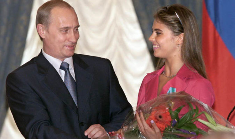 Who is putin dating now