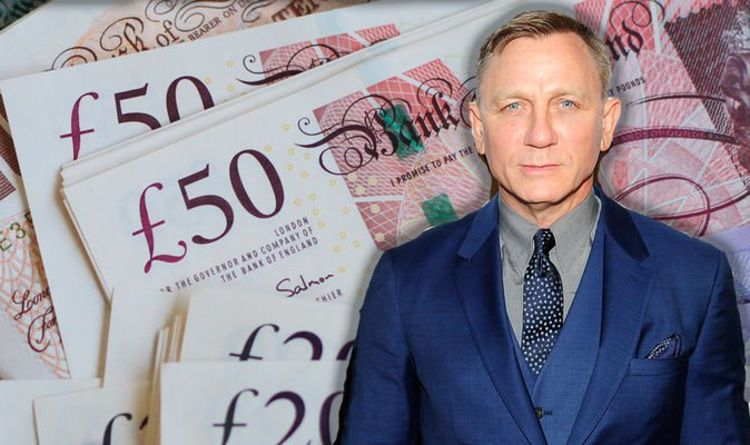 b137110fa1 Daniel Craig net worth: The eye-watering fortune James Bond star has made  from being 007