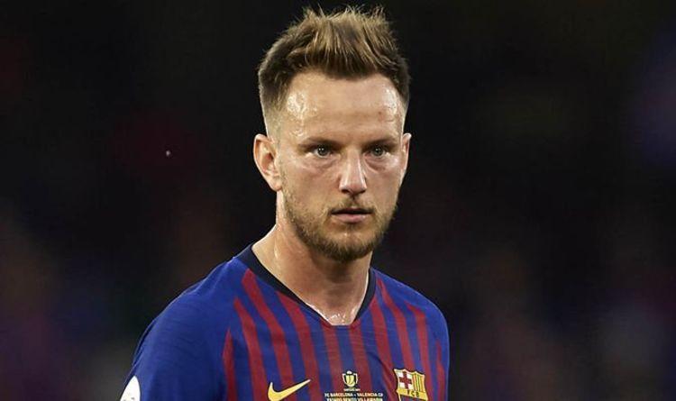 678e80d572a Man Utd transfer news: Barcelona star Ivan Rakitic makes decision on Old  Trafford move