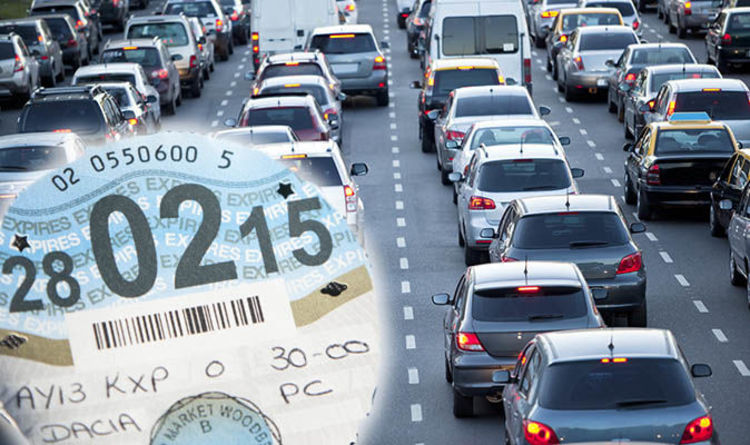 Car tax check - are you exempt from paying road tax 2018, what are