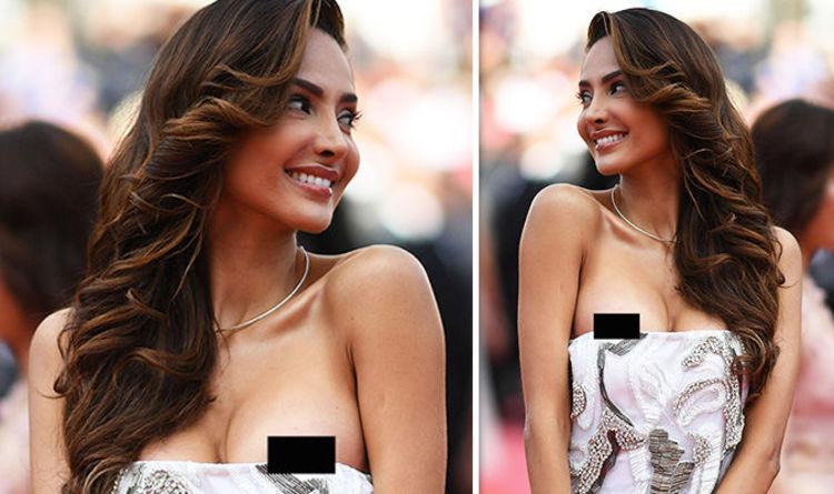 Are not Wedding nipple slips uncensored