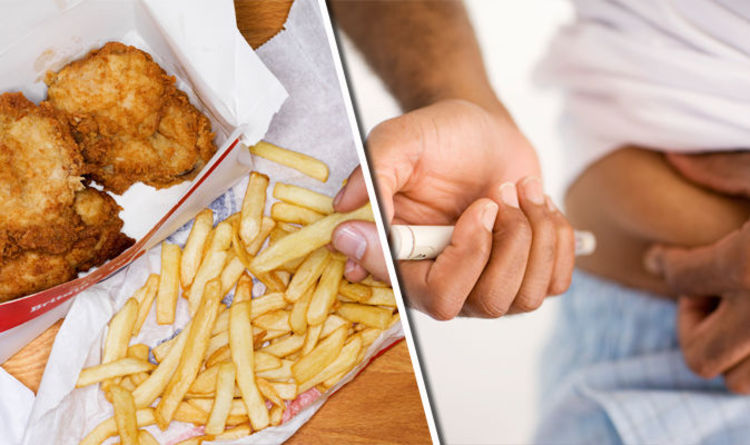 Type 2 Diabetes New One Junk Food Meal Could Cause Insulin