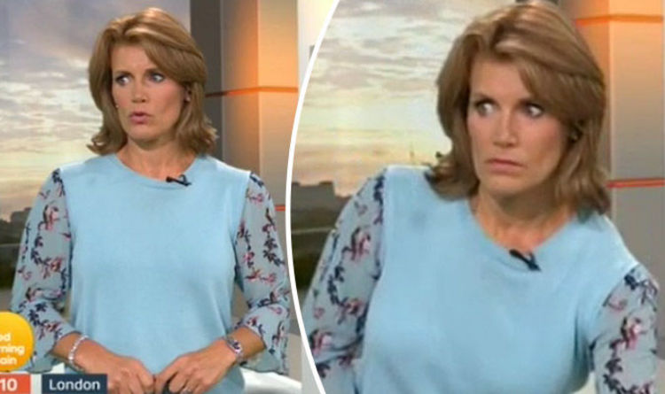 WATCH: Hilarious TV gaffe as reporter FAILS to realise she\'s live ...