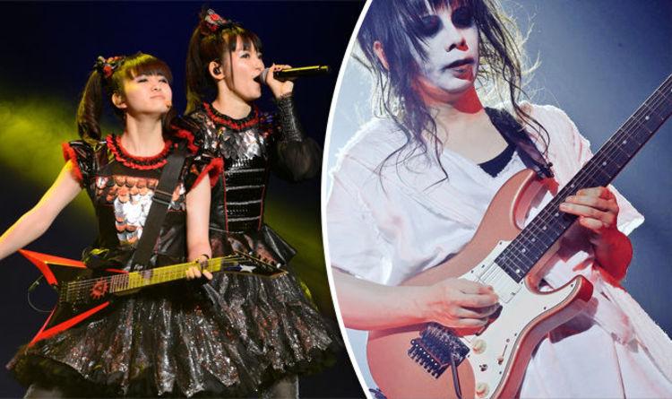 Babymetal pay tribute to guitarist Mikio Fujioka – dead at 36