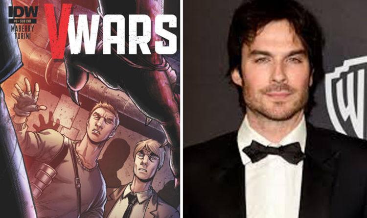 V-Wars on Netflix release date, cast, trailer, plot: When is the