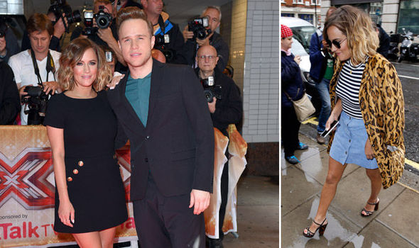 X Factor 2015 Viewers Hit Out At Caroline Flack S Hosting On Twitter Tv Radio Showbiz Tv Express Co Uk