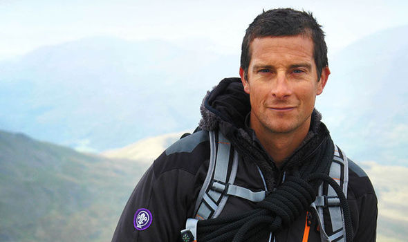 tv presenter bear grylls on new series biggest adventures with bear
