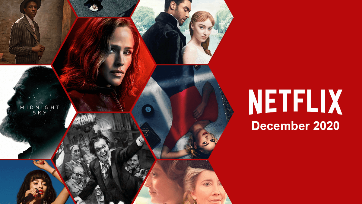 What's Coming to Netflix in December 2020 - What's on Netflix