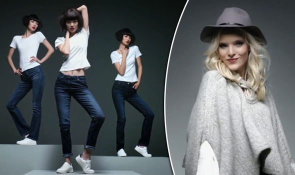 The New Marks And Spencer Advert