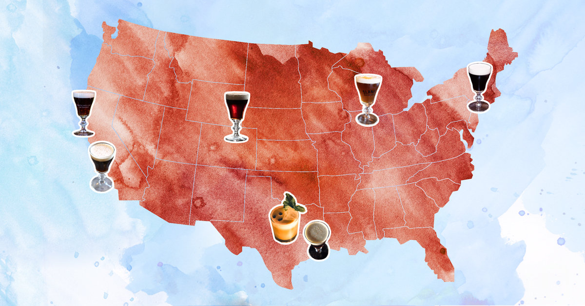 The Definitive Irish Coffee Tour of America 11ecb46f3c