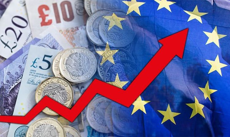 Pound To Euro Exchange Rate Gbp Boost Amid Brexit Volatility Should You Euros Now