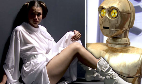 Star Wars Xxx A Porn Parody Has Seen A Surge In Sales Following The Release