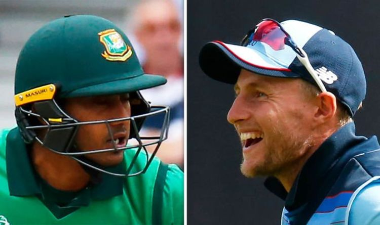 England vs Bangladesh TV channel: What channel is the