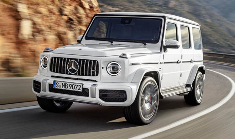 New Mercedes Amg G63 Revealed Range Topping G Cl Is A Monster