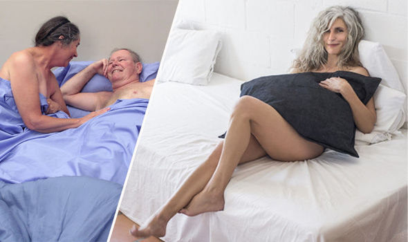 Sex positions for the elderly