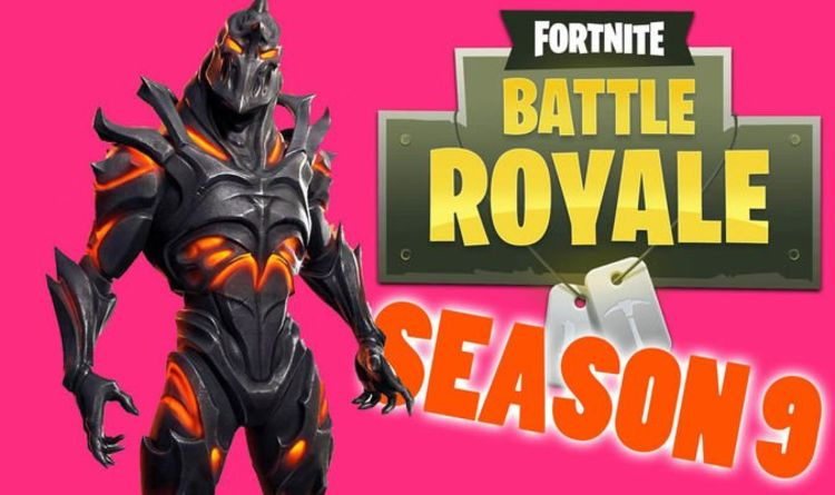 Fortnite Season 9 Everything We Know About New Battle Pass Skins