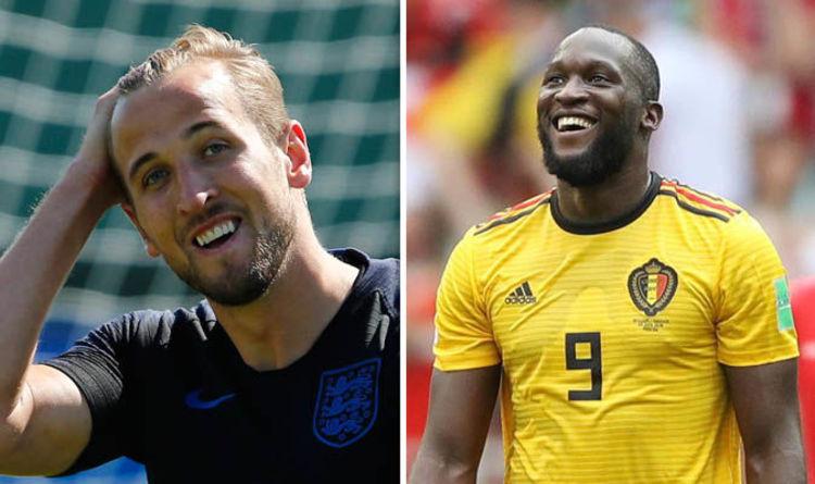645b3b200 World Cup 2018  Romelu Lukaku OUT for England vs Belgium - can Harry Kane  take advantage