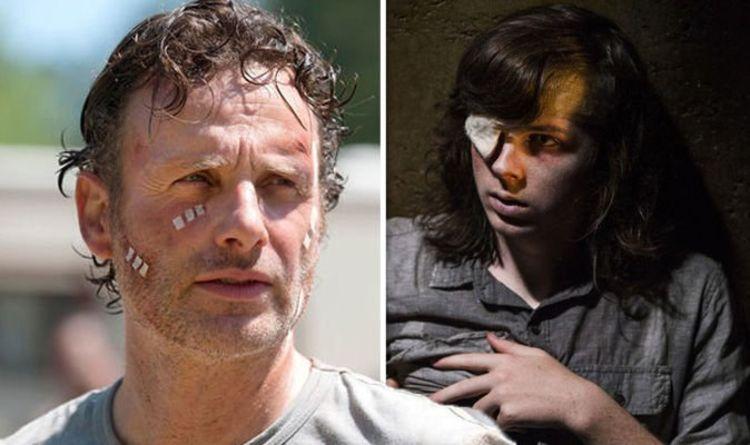 d8eebb0c38f The Walking Dead season 9 spoilers   I sucked  Former star admits they  got  lazy