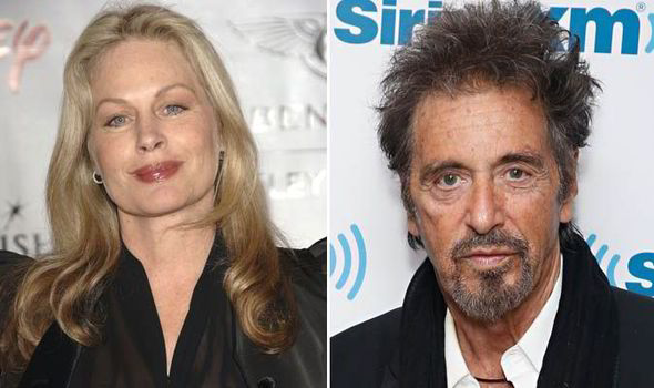 Al pacino considering marriage for first time celebrity news al pacino and beverly dangelo m4hsunfo