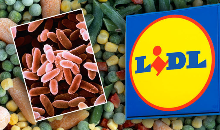 Listeria Outbreak Frozen Foods Recalled But Lidl As Full