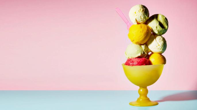 Delicious ice cream recipes from London's best restaurants