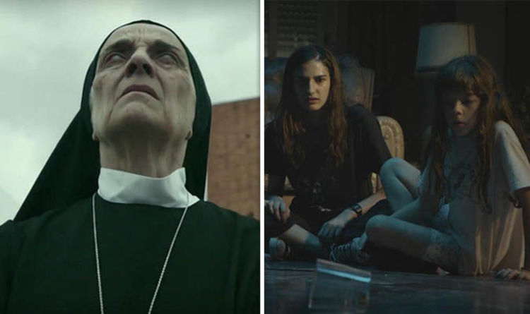 Veronica Netflix Horror How To Watch And Stream Online Films Entertainment Express Co Uk