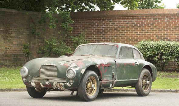 Aston Martin To Fetch Million At Bonhams Goodwood Festival Speed - Aston martin under 50k