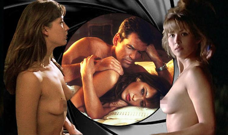 Pics Uncensored of bond girls nude