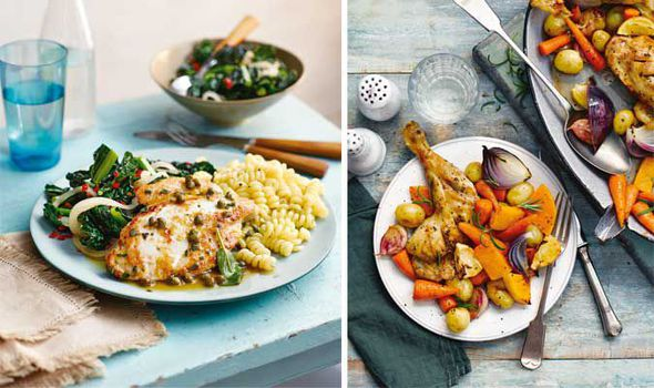 Healthy Chicken Recipes From The Book Slimming Worlds Free Food