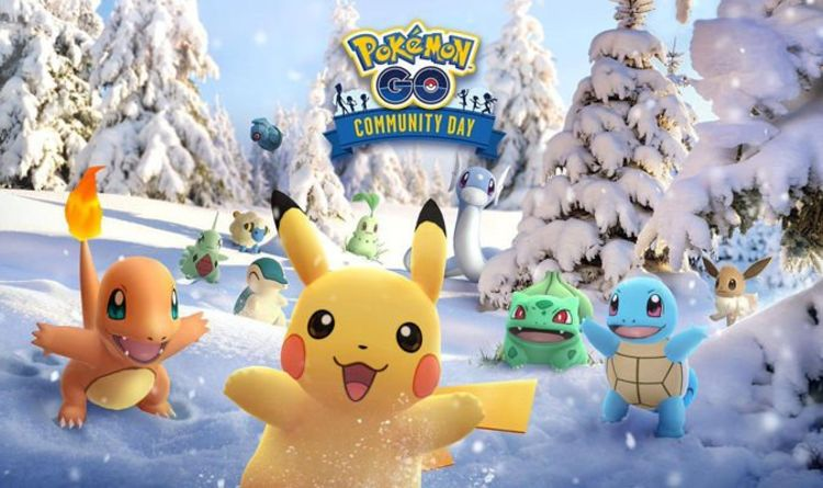 Pokemon Go Christmas Event 2018 End Date Last Day To Catch Snover