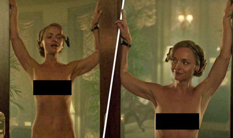 Christina ricci zelda nude