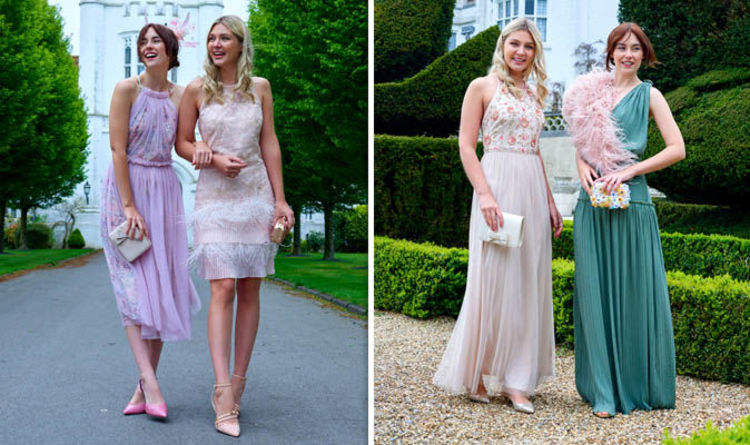 Wedding Belles Best Dressed Wedding Guest Styles From Debenhams