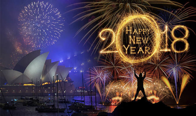 New Year\'s Eve 2017 LIVE: New Year 2018 celebrations around the ...