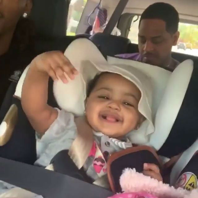 Cardi B And Offset S Baby Girl Kulture Kiari Loves To Dance To