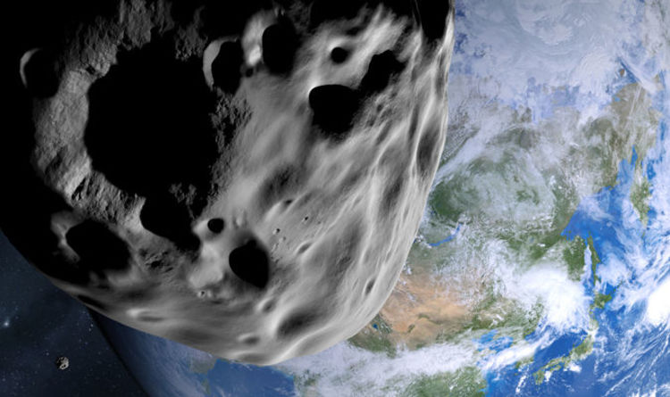 END OF THE WORLD? NASA says Asteroid 2018 CB on way tonight IS ...