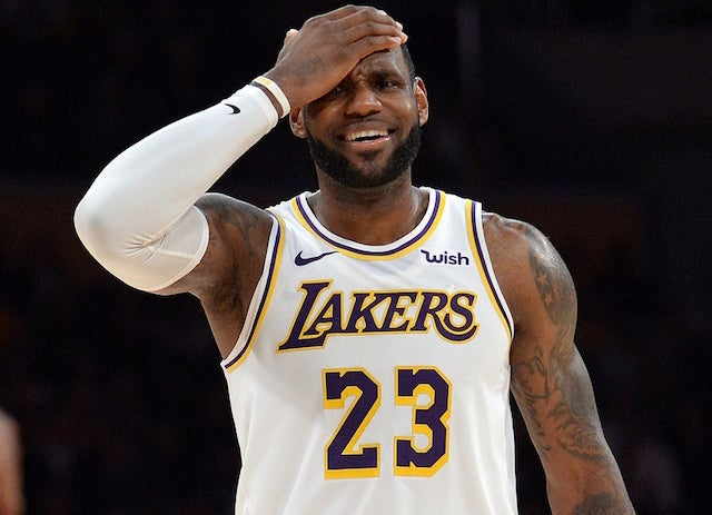 huge discount 2fe87 408f4 LeBron James - News, Q&A, about, and Community - Lakers Nation