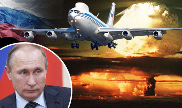 Russian Doomsday Plane Could Be Ready To Launch In Two Weeks