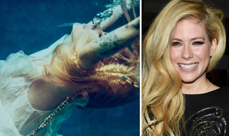 Avril Lavigne Head Above Water Listen To New Single Clip From