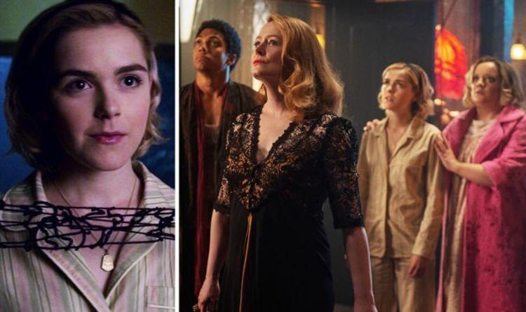 Chilling Adventures Of Sabrina Season 3 Netflix Release Date Cast