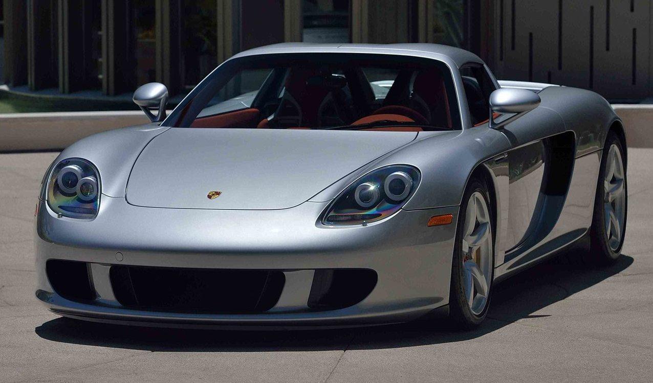Why The Porsche Carrera Gt Sounds So Good