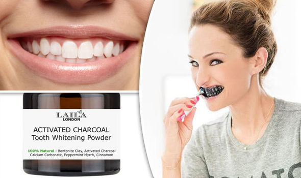 Charcoal Toothpaste Blackens Teeth But Would You Use It Express Co Uk